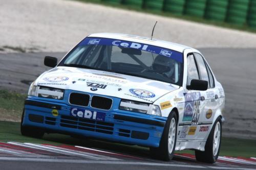 Giorgio Vinella Campionato Italiano Turismo Endurance Baroncini 2009 Campioni Mugello