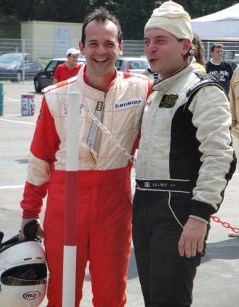 Giorgio Vinella Campionato Italiano Turismo Endurance Baroncini 2009 Campioni Varano Aramis Manfredi Ravetto 1