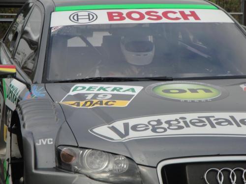 Giorgio Vinella 2010 Test DTM Audi A4 Kolles TME Ruberti 8
