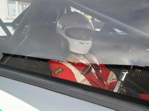 Giorgio Vinella 2010 Test DTM Audi A4 Kolles TME Ruberti 9