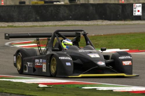 Giorgio Vinella 2010 European Sport Prototype Franciacorta CN2 Wolf Honda Podio 2