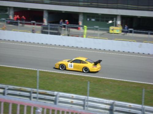 Giorgio Vinella 2010 Team Grasser racing Porsche 996 GT3 Brno Most Pannonia Test Endurance race Mauro Casadei 4
