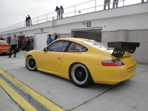 Giorgio Vinella 2010 Grasser racing Porsche 996 GT3 Brno Most Pannonia Test Gara Endurance Mauro Casadei 10