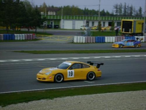 Giorgio Vinella 2010 Grasser racing Porsche 996 GT3 Brno Most Pannonia Test Gara Endurance Mauro Casadei 6