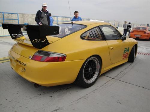 Giorgio Vinella 2010 Grasser racing Porsche 996 GT3 Brno Most Pannonia Test Gara Endurance Mauro Casadei 9