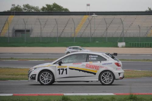 Giorgio Vinella 2011 Ibiza Cup Baroncini Seat Motorsport Imola Misano Monza Vallelunga Championship Win 7