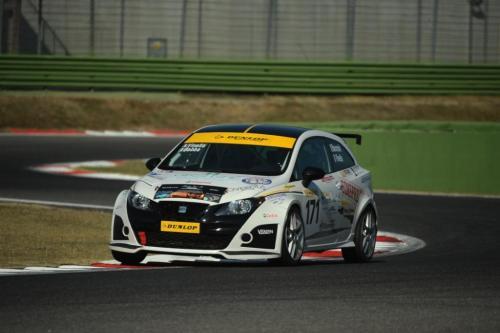 Giorgio Vinella 2011 Ibiza Cup Baroncini Seat Motorsport Imola Monza Mugello Vallelunga Championship Win