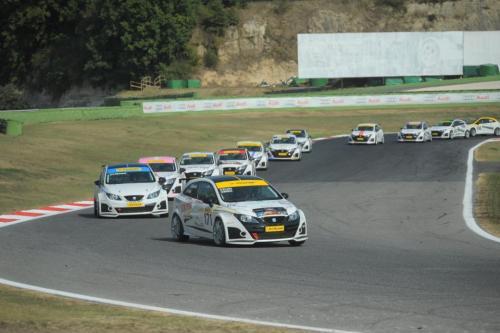 Giorgio Vinella 2011 Ibiza Cup Baroncini Seat Motorsport Imola Monza Vallelunga Championship Win