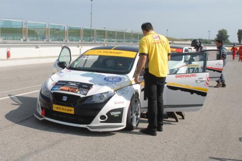 Giorgio Vinella 2011 Ibiza Cup Baroncini Seat Motorsport Imola  Mugello Vallelunga Championship Win 3