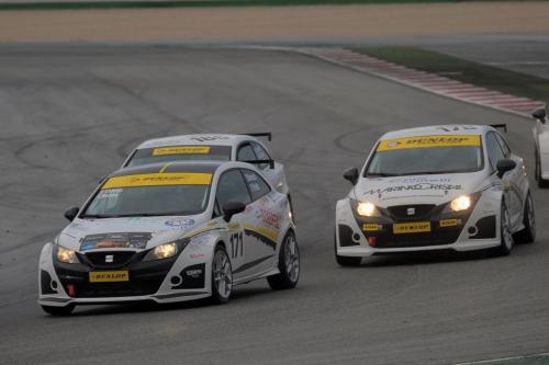 Giorgio Vinella 2011 Ibiza Cup Baroncini Seat Motorsport Monza Misano Vallelunga Championship Win 6