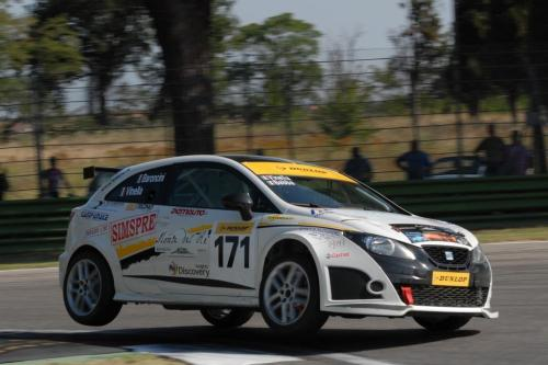 Giorgio Vinella 2011 Ibiza Cup Baroncini Seat Motorsport Monza Vallelunga Imola Championship Win