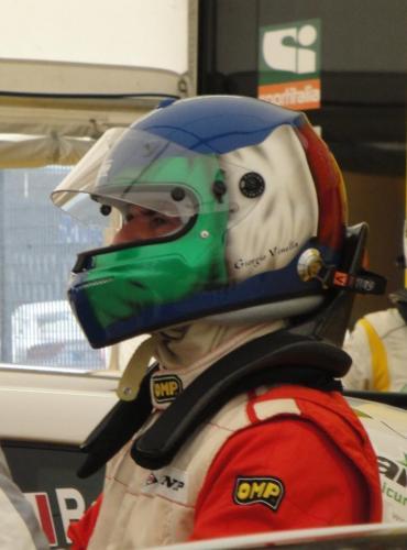 Giorgio Vinella 2011 Ibiza Cup Baroncini Seat Capelli Vittoria Campionato Vallelunga Imola Monza Mugello