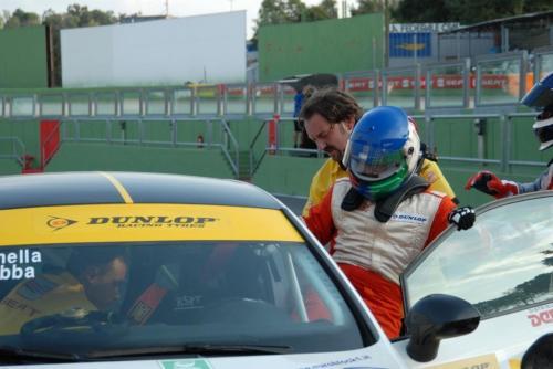 Giorgio Vinella 2011 Ibiza Cup Baroncini Seat Motorsport Imola Mugello Vittoria Campionato cambio pilota