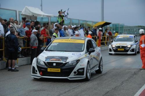 Giorgio Vinella 2011 Ibiza Cup Baroncini Seat Motorsport Imola  Mugello Vallelunga Vittoria Campionato 4