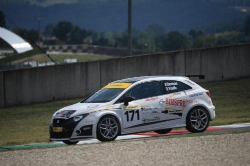 Giorgio Vinella 2011 Ibiza Cup Baroncini Seat Motorsport Imola  Mugello Vallelunga Vittoria Campionato 5