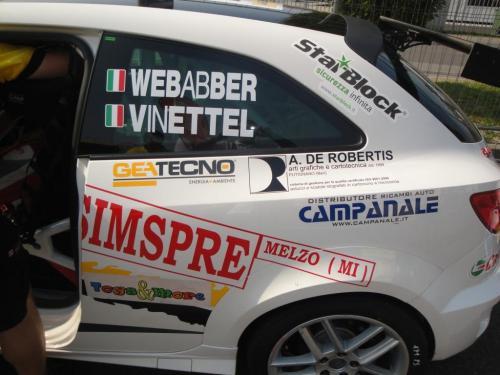Giorgio Vinella 2011 Ibiza Cup Baroncini Seat Motorsport podio Vallelunga Monza Vittoria Campionato