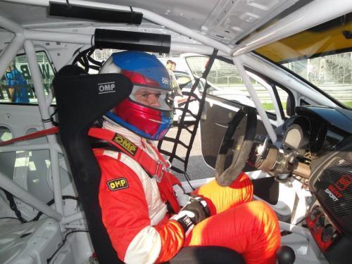 Giorgio Vinella 2011 Ibiza Cup Baroncini Seat Motorsport podio Vallelunga Monza Vittoria Campionato 4