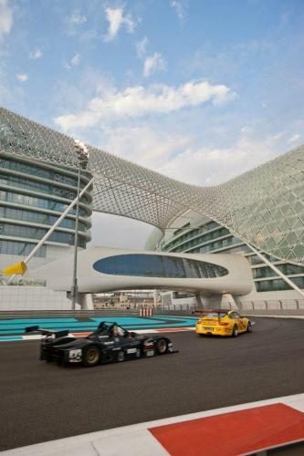 Giorgio Vinella 2012 12 hours Abu Dhabi Yas Marina Prototype Wolf Honda Team Bellarosa Varini Romagnoli Al Dhaheri 10