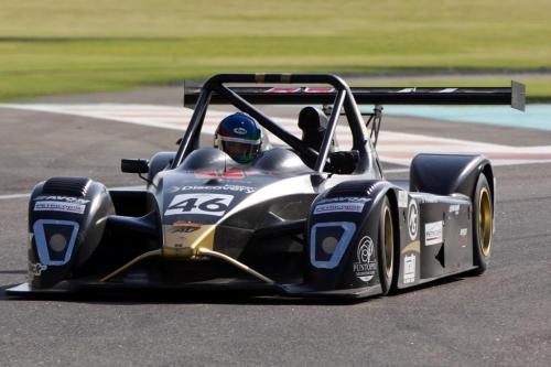 Giorgio Vinella 2012 12 hours Abu Dhabi Yas Marina Prototype Wolf Honda Team Bellarosa Varini Romagnoli Al Dhaheri 13