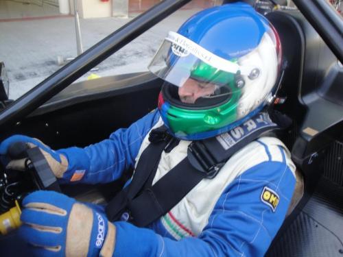 Giorgio Vinella 2012 12 hours Abu Dhabi Yas Marina Prototype Wolf Honda Team Bellarosa Varini Romagnoli Al Dhaheri 16