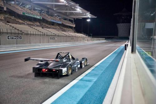 Giorgio Vinella 2012 12 hours Abu Dhabi Yas Marina Prototype Wolf Honda Team Bellarosa Varini Romagnoli Al Dhaheri 3