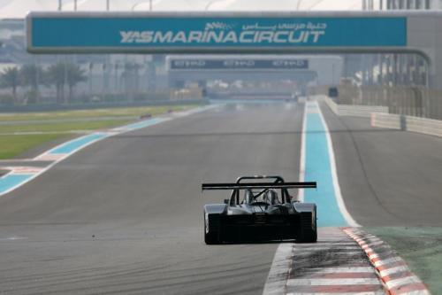 Giorgio Vinella 2012 12 hours Abu Dhabi Yas Marina Prototype Wolf Honda Team Bellarosa Varini Romagnoli Al Dhaheri 4