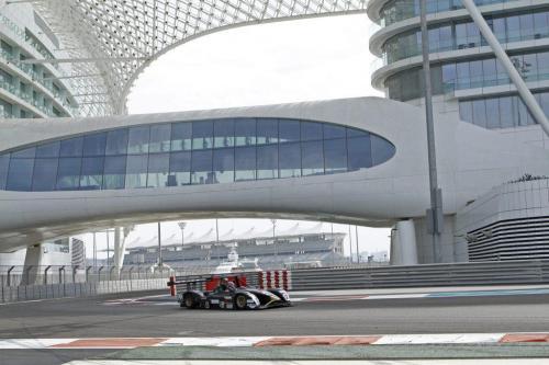 Giorgio Vinella 2012 12 hours Abu Dhabi Yas Marina Prototype Wolf Honda Team Bellarosa Varini Romagnoli Al Dhaheri hotel