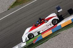 Giorgio Vinella 2013 Campionato Italiano Prototipi PAI Motorsport Franciacorta Lucchini BMW CN4 3000 Forma4 5