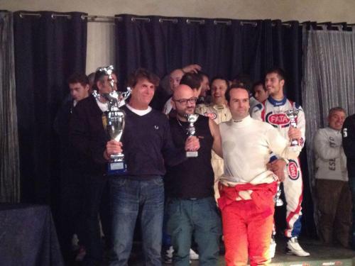 Giorgio Vinella 2013 Seat Motorsport Italia 4 ore di Franciacorta Ibiza Cup Marco Baroncini Paolo Urzì leader podio 2
