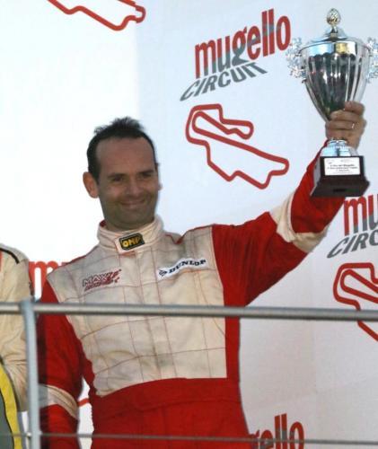 Giorgio Vinella 2014 Seat Motorsport Ibiza Cup 4 hours Mugello Capriati podium 16