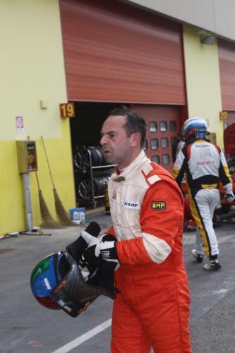 Giorgio Vinella 2014 Seat Motorsport Ibiza Cup 4 hours Mugello Capriati podium  driver change 3