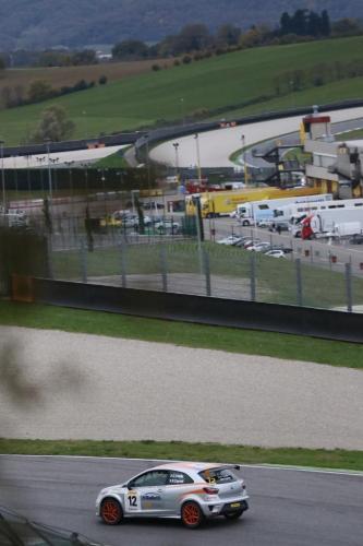Giorgio Vinella 2014 Seat Motorsport Ibiza Cup 4 Ore Mugello Capriati podio 2