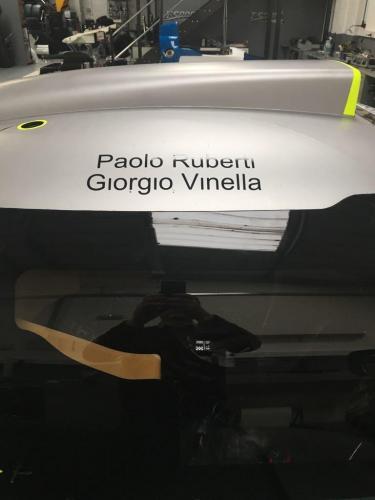 Giorgio Vinella Test LMP3 Team T-Sport Team Virage UK Valencia Paolo Ruberti 10