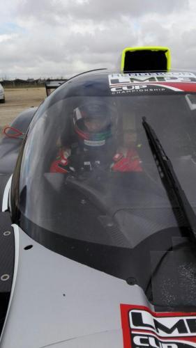 Giorgio Vinella Test LMP3 Team T-Sport Team Virage UK Valencia Paolo Ruberti 15
