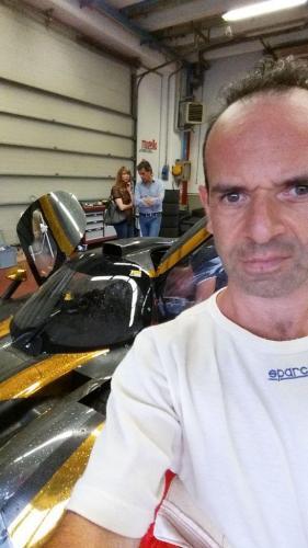 Giorgio Vinella Test LMP3 Team T-Sport Team Virage UK Valencia Paolo Ruberti 20