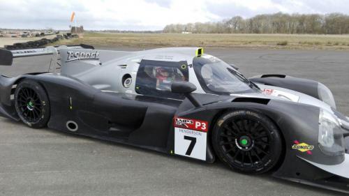Giorgio Vinella Test LMP3 Team T-Sport Team Virage UK Valencia Paolo Ruberti 3