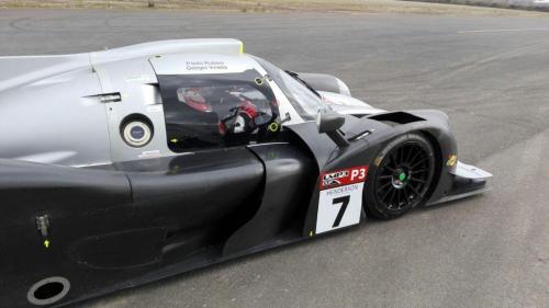 Giorgio Vinella Test LMP3 Team T-Sport Team Virage UK Valencia Paolo Ruberti 5