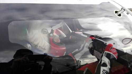 Giorgio Vinella Test LMP3 Team T-Sport Team Virage UK Valencia Paolo Ruberti 6