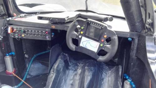 Giorgio Vinella Test LMP3 Team T-Sport Team Virage UK Valencia Paolo Ruberti 7