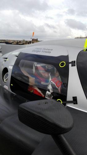 Giorgio Vinella Test LMP3 Team T-Sport Team Virage UK Valencia Paolo Ruberti 12