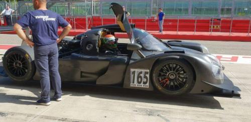 Giorgio Vinella Test LMP3 Team T-Sport Team Virage UK Valencia Paolo Ruberti 19