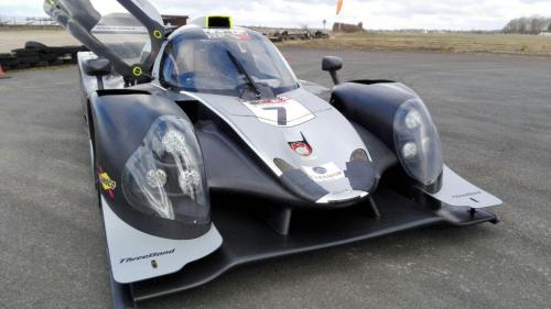 Giorgio Vinella Test LMP3 Team T-Sport Team Virage UK Valencia Paolo Ruberti 4
