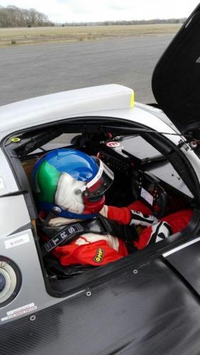 Giorgio Vinella Test LMP3 Team T-Sport Team Virage UK Valencia Paolo Ruberti 9
