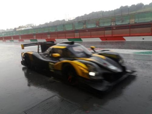 Giorgio Vinella Test LMP3 Team T-Sport Team Virage UK Valencia Paolo Ruberti Mugello