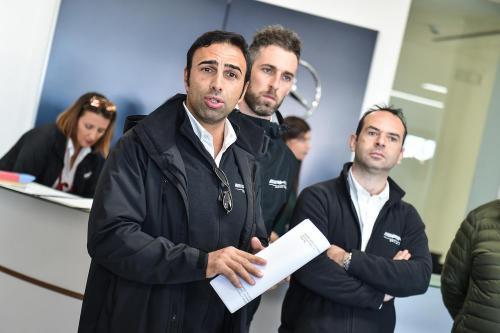 Giorgio Vinella evento AMG Maldarizzi Motoria Bari 2016