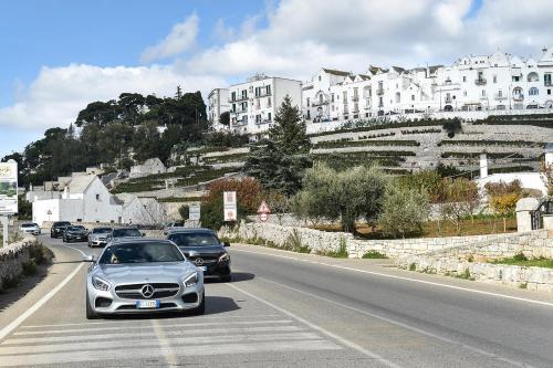 Giorgio Vinella evento AMG Maldarizzi Motoria Bari 2016 valle d'Itria