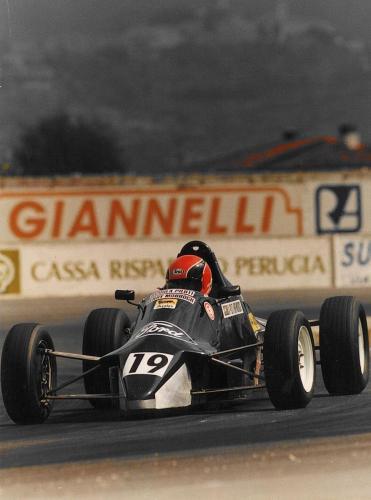 Formula Ford 1600 kent italian championship Giorgio Vinella Henry Morrogh 1993 Magione 8