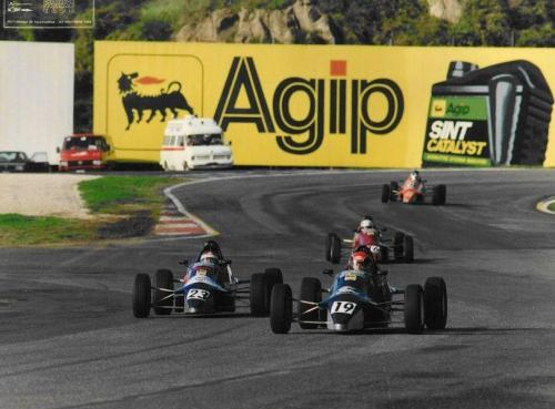 Formula Ford 1600 kent italian championship Giorgio Vinella Henry Morrogh 1993 Vallelunga