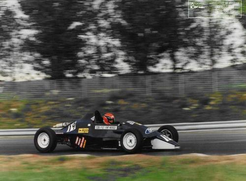 Formula Ford 1600 kent italian championship Giorgio Vinella Henry Morrogh 5