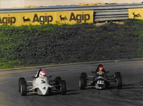 Formula Ford 1600 kent italian championship Giorgio Vinella Henry Morrogh 7
